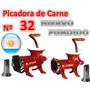 Maquina Picar Carne Nº 32 Manual Blay Bar Picadora Embutido