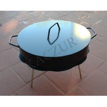 Disco De Arado Original Con Tapa Patas A Rosca 40 A 45 Cm