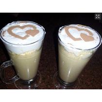 Plantillas Con Diseños Para Cafe (arte Latte) En Belgrano