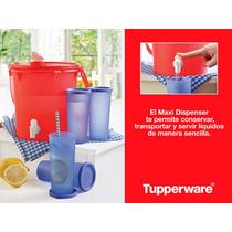 Maxi Dispenser Tupperware 5lt Con Canilla!!