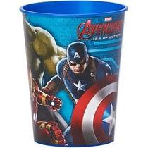 Vaso Marvel Avengers Importado Usa - Infantil, Niños, Bebes