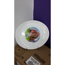 Plato Steak 32cm-luminarc Vidrio Templado Oval