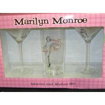 2 Copa Cocktail+ Mezcladora Marilyn Monroe. Max Speed Shop