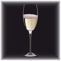 Pack 2 Copas Riedel Vinum Champagne Cuvee Prestige