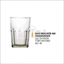 Vaso Transparente 400 - Durax