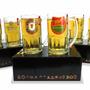2 Jarras Chop Cerveza Decoradas En Caja P/regalo En Belgrano