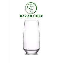 Vaso Trago Largo Lav Lal X6 Hechos En Turquía - Bazar Chef
