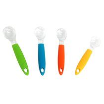 Cuchara Para Helado Con Mango De Plastico En Colores