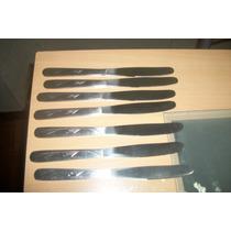 Cuchillos De Acero Inoxidable X 8