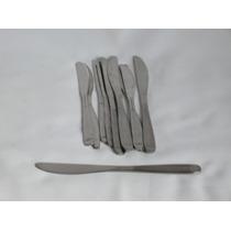 Cuchillos De Acero Inoxidable Lote De 9 Unidades