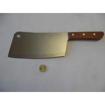 Cuchillo Hacha Mango Remachado , Exelente Filo , Tailandes
