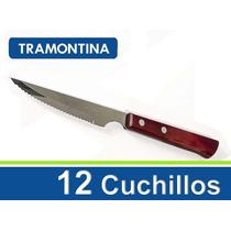 Set De 12 Cuchillos Tramontina Polywood Mueca.español Oferta