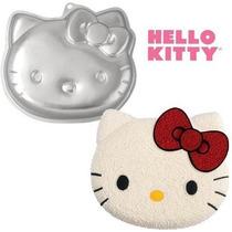Molde Para Hacer Tortas Hello Kitty Reposteria