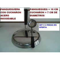 Oferta Sarten Panquequera C/ Cucharon Wafles Pastel Tortilla