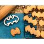 Cortantes Galletitas Batman
