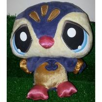 Imperdible Peluche De Littlest Pet Shop Pinguino 21 Cm