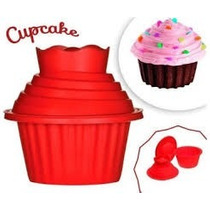 Molde Gigante Cupcake Reposteria Tortas