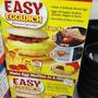 Easy Eggwich Huevos Al Microondas Igual Al Mac X2 Recipiente