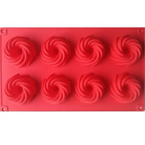 Molde De Silicona Para Bombones, Cubetera O Mini Cupcakes