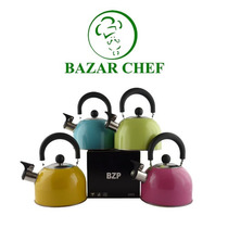 Pava 1.6 Litros Mango Color - Bazar Chef