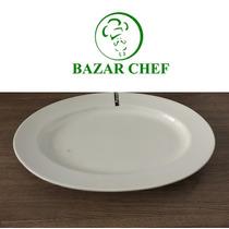 Fuente Oval Con Alas 41 X 30 Cm - Bazar Chef