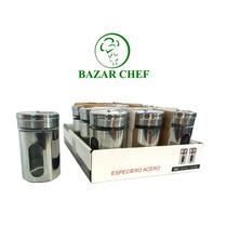 Especiero De Acero - Bazar Chef