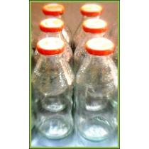 Botella Gatorade De Vidrio X Unidad Para Conservas Salsa