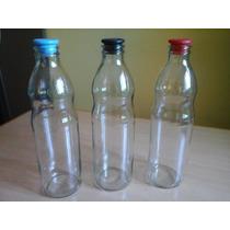 Botellas Jugo Vidrio