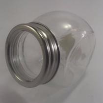 6 Especieros Doble Posicion - Vidrio Y Acero - Visor