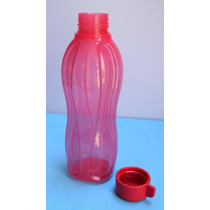 Tupperware - Botella Eco Twist 500 Ml - Rojo