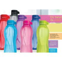Botella Tupperware Eco Twist 500 Ml - Vs Colores Boca River