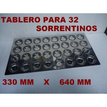 Sorrentinero Molde P/ Fabric. 32 Sorrentinos Pastas Eventos