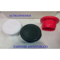 Tapones Para Botellas De Vidrio Antivuelco 18 X $