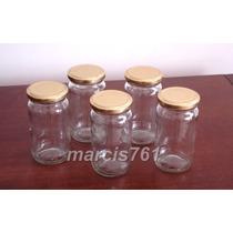 Frascos-envases Vidrio Amanecer 360 Cc X 40 Unid Oferta!!!!!