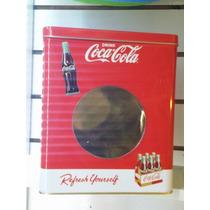 64 Lata Retro Coca Cola 20cm De Alto Con Visor Shop Eleven