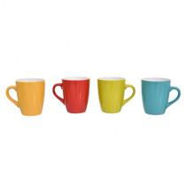 Set De Mugs X 4