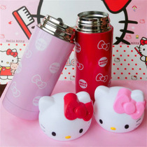 Termo Mini Hello Kitty Acero Inoxidable