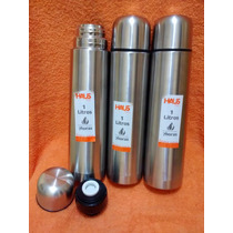 Termo Acero Inoxidable 1lt