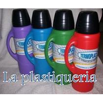 Termo Plastico Economico Irrompible 1 Litro Directo Fabrica