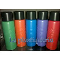 Termo Plastico 1/2 Litro Economico E Irrompible Termoplast