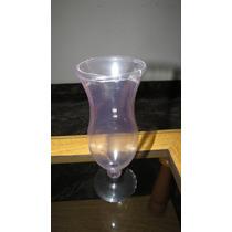 Copa Hurricane Plast-vidrio-champagña- Cubiertos-frapera-