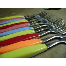 Retro Vintage Pinches Tenedores Picadas