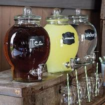 Dispenser Con Canilla Jugos Bebidas