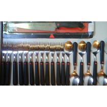 Tenedores Tramontina X12 Mundial Puntrojo Enviogratiscapfed