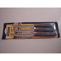Cuchillos New Kolor Tramontina (3 Unidades) Original Brasil