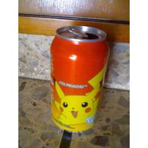 Vaso Y Lata De Mirinda Pepsi Pokemon De Colección Oferta