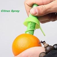 Exprimidor En Spray Para Cítricos Limón Naranja Sin Pelar!!!