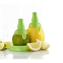 Exprimidor Spray De Cítricos X 2 + Base - Limón - Rociador