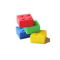 Pastilleros Diseño Bloque Lego/ Rasti Apilables!!!