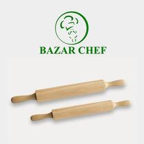 Palo Amasar 43 Cm Asa Giratoria - Bazar Chef